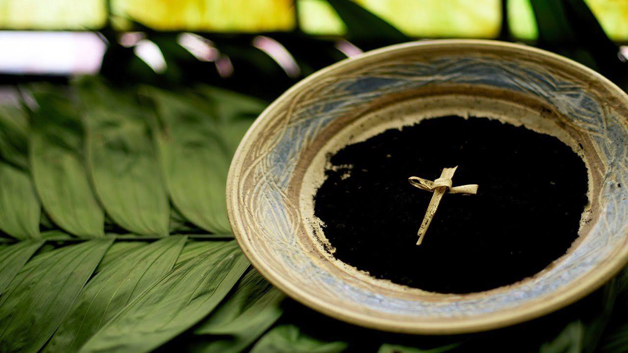 Ash Wednesday Begins the Season of Lent